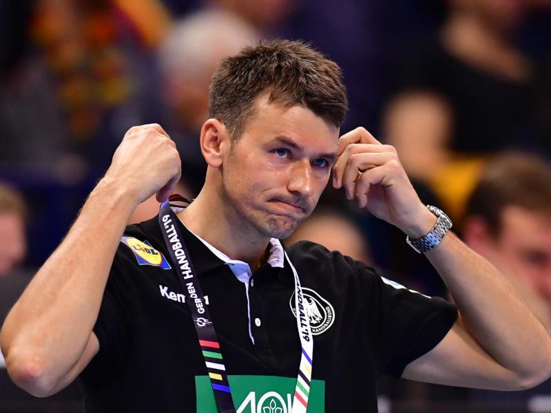 Rechnet beim Kampf um die deutsche Meisterschaft noch mit dem THW Kiel: Bundestrainer Christian Prokop