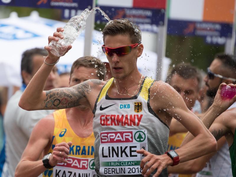 Stellte in Spanien einen neuen deutschen Rekord auf: Christopher Linke