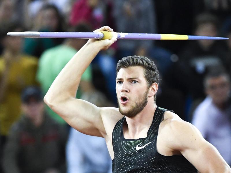 Andreas Hofmann gewann in Rehlingen mit der Weltjahresbestleistung