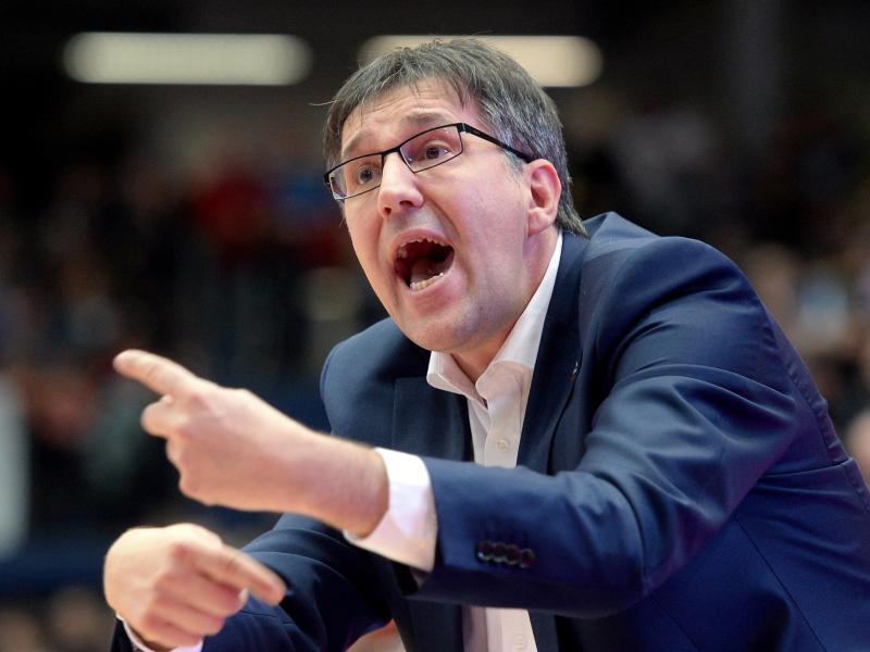 Für Trainer Silvano Poropat hat der MBC einen Nachfolger gefunden: Der Pole Wojciech Kaminski wird künftig das Team betreuen