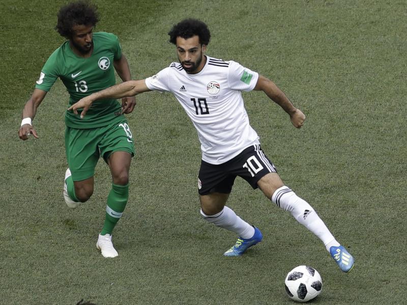 Mohamed Salah ist der Star des Afrika Cups