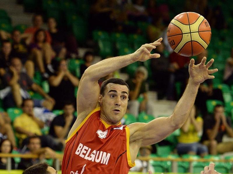 Wird neuer Trainer von Brose Bamberg: Der ehemalige Basketball-Profi Roel Moors aus Belgien.