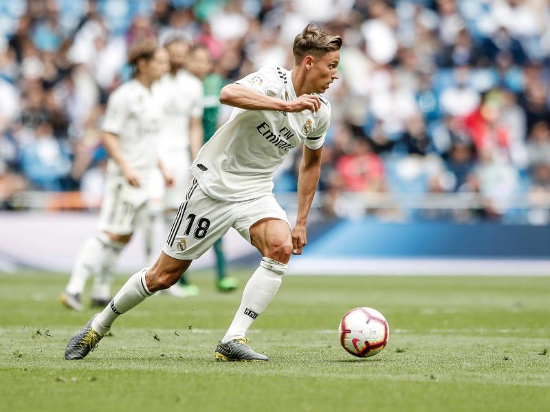 Wechselt in Madrid von Real zum Stadtrivalen Atlético: Marcos Llorente.
