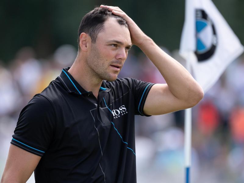 Der Golfprofi Martin Kaymer wurde bei den BMW International Open nur 16.