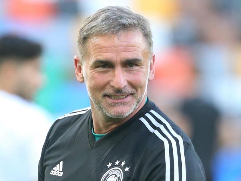 Erfolgreich mit der deutschen U21: Trainer Stefan Kuntz