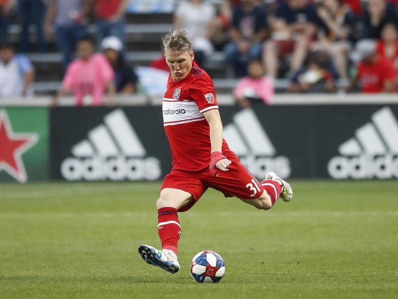 Steht zum zweiten Mal im MLS-Allstar-Team: Bastian Schweinsteiger