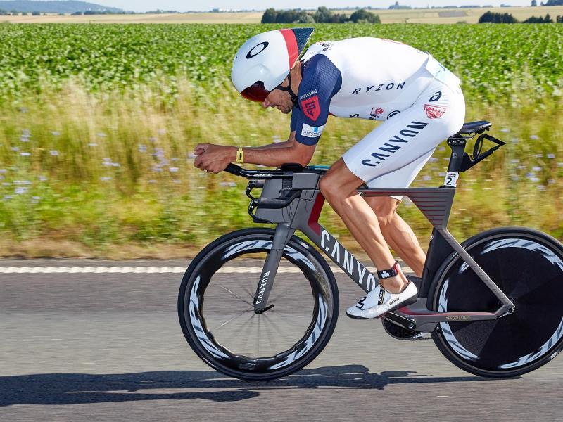 Jan Frodeno ist erneut Ironman-Europameister