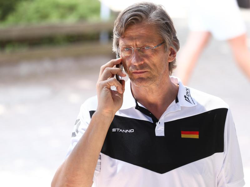 DVV-Chef René Hecht will den Volleyball prominenter machen
