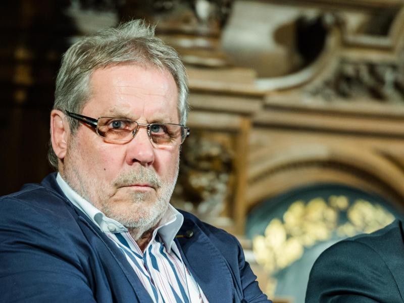 Wurde Zeuge eines unschönen Vorfalls: Jürgen Kyas