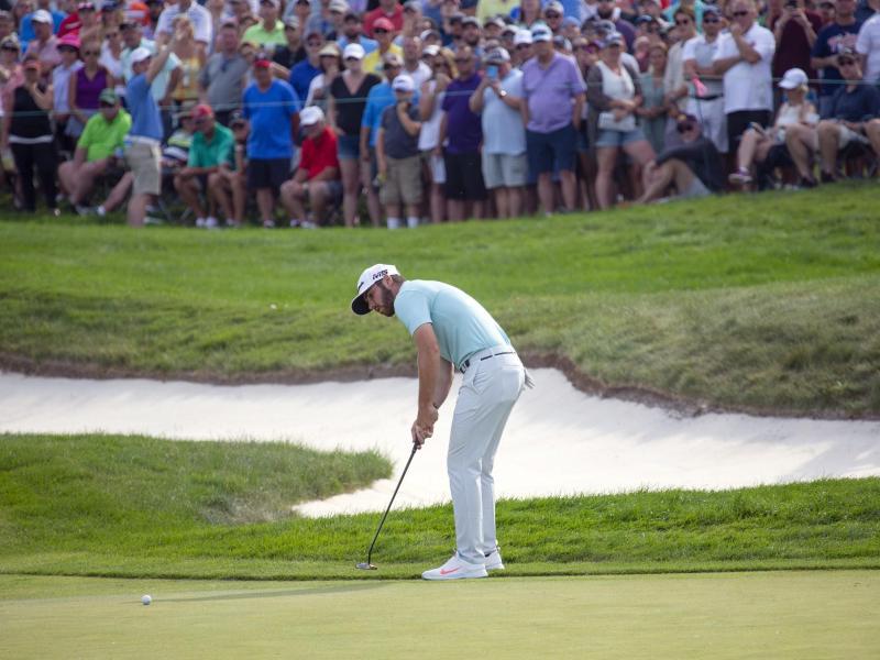 Siegreich in Minnesota: Golfer Matthew Wolff