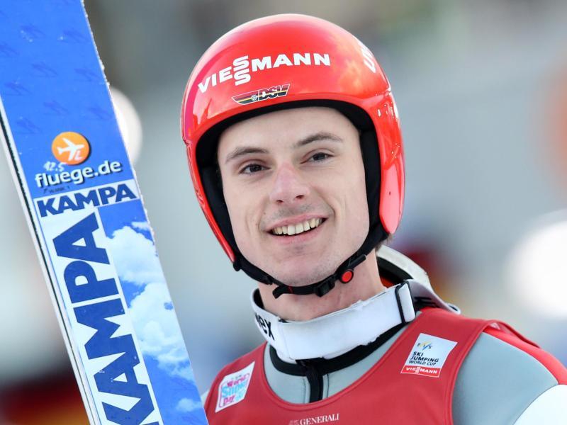 Beendet seine Karriere: Skisprung-OlympiasiegerAndreasWank