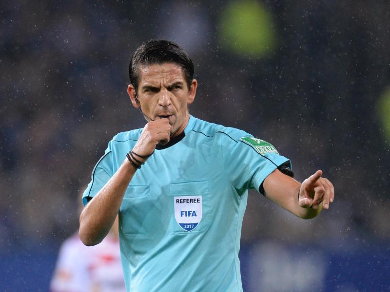 Sammelte schlechte Erfahrungen als Schiedrichter bei Spielen von Jugendmannschaften: FIFA-Referee Deniz Aytekin