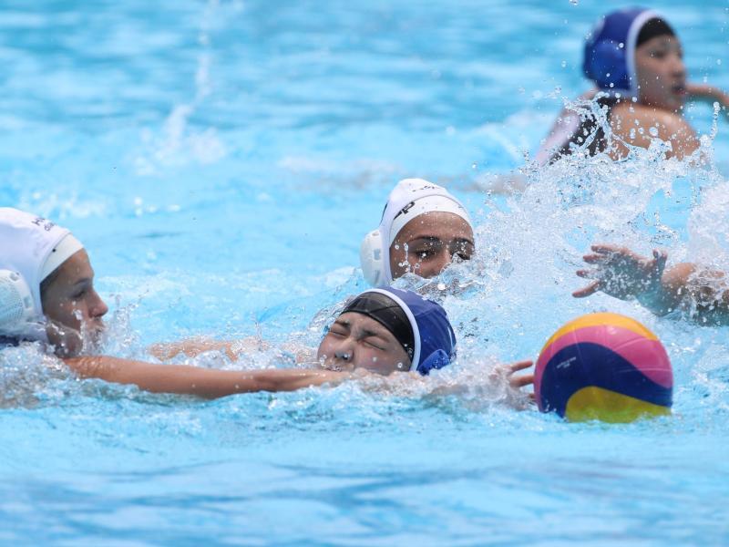 Gingen bei der WM wortwörtlich unter: Südkoreas Wasserball-Frauen beendeten die WM ohne Punkt und mit 6:172 Toren
