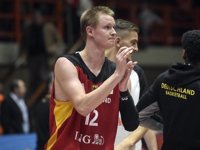 Basketball: Robin Benzing vor Rückkehr nach Saragossa