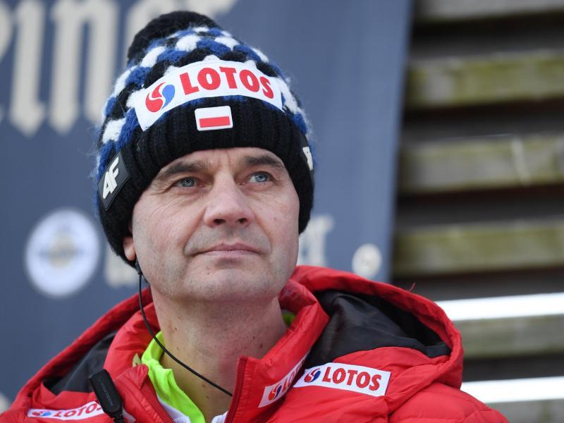 Stefan Horngacher trainiert jetzt die deutschen Skispringer
