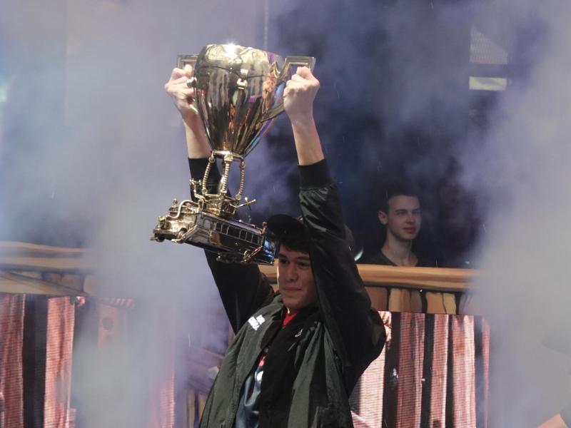 Bugha ist der erste Fortnite-Weltmeister in der Solo-Disziplin
