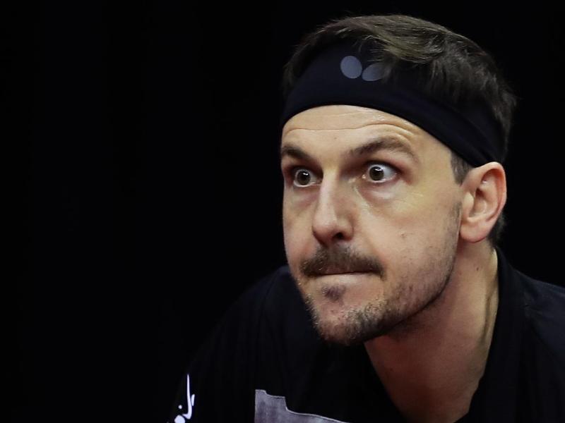 Nur noch Achter der Tischtennis-Weltrangliste: Timo Boll