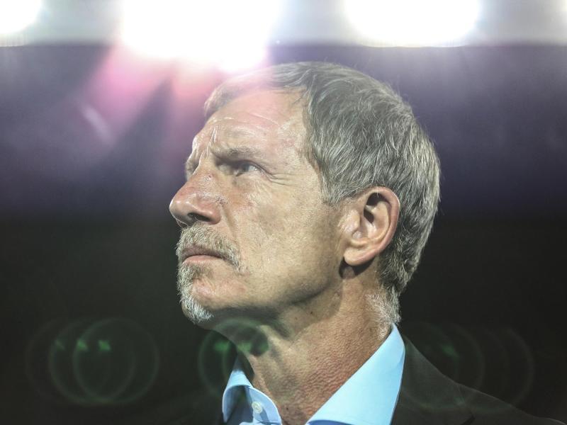 Ist als Nationaltrainer von Südafrika zurückgetreten: Stuart Baxter. Foto:Oliver Weiken