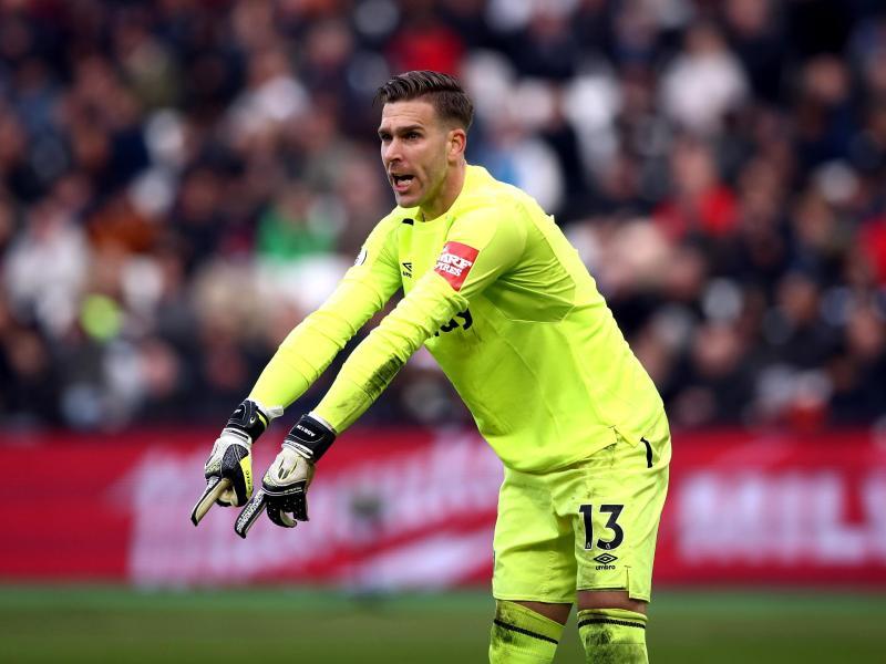 Wechselt ablösefrei von West Ham United zum FC Liverpool: Torwart Adrian