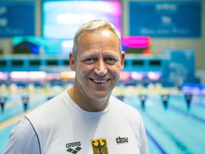 Thomas Kurschilgen ist der Leistungssportdirektor des Deutschen Schwimm-Verbandes