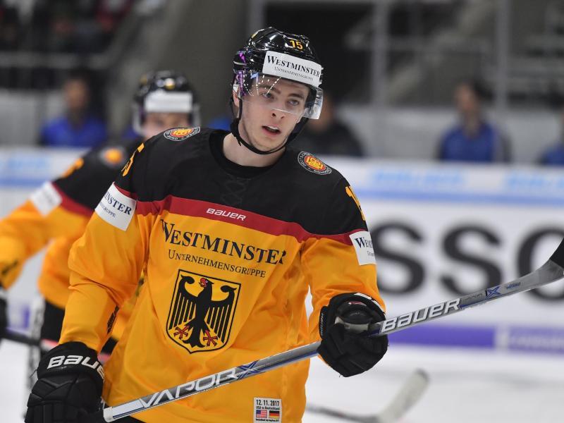 Stefan Loibl wird ab der Saison 2020/2021 für die Adler Mannheim spielen