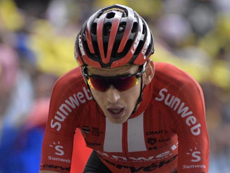 Muss sich immer wieder zum Thema Doping äußern: Lennard Kämna