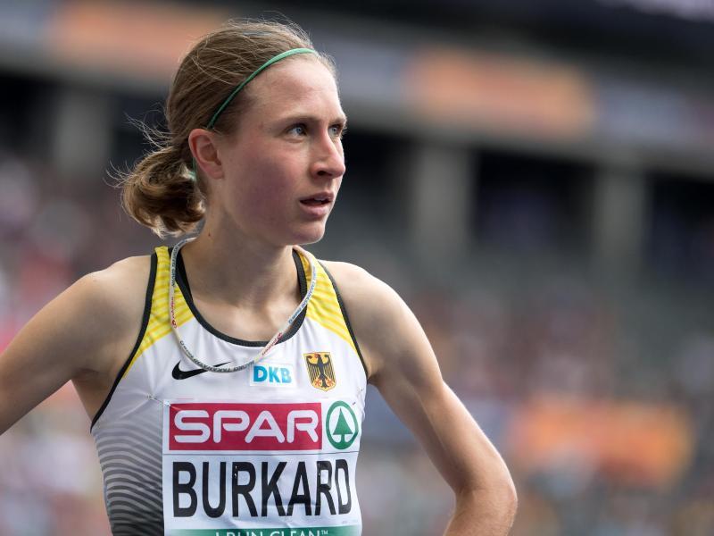 Muss auf die WM verzichten: Elena Burkard