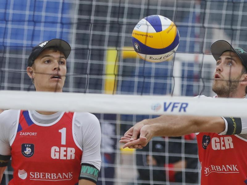 Julius Thole und Clemens Wickler haben in Moskau den dritten Platz belegt