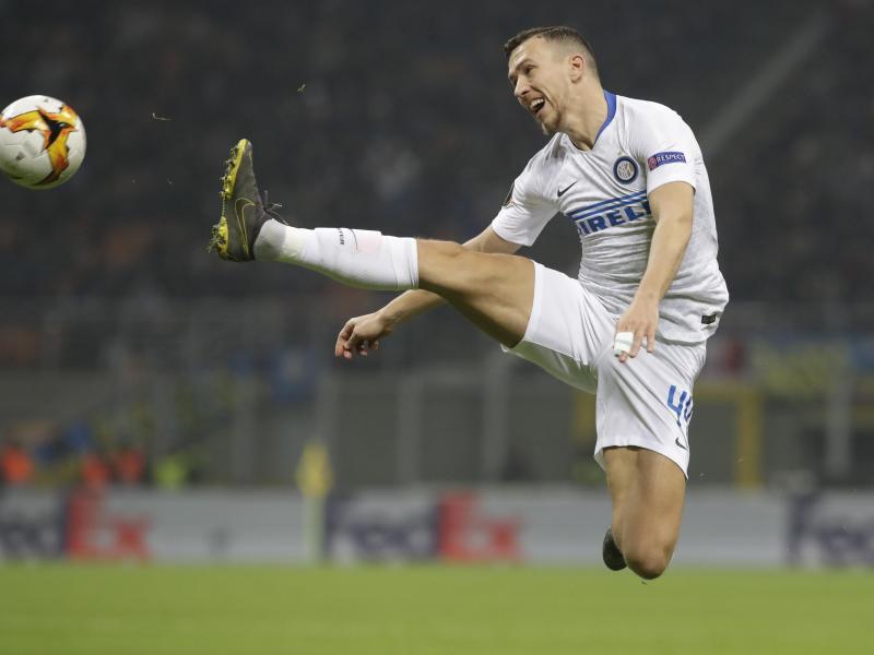 Ivan Perišić wechselt von Mailand nach München