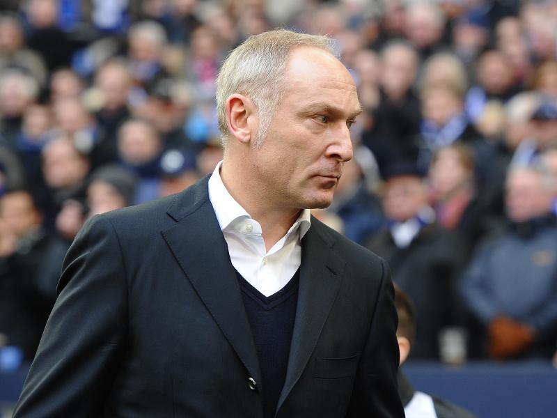 Ehemalige Schalke-Manager: Andreas Müller
