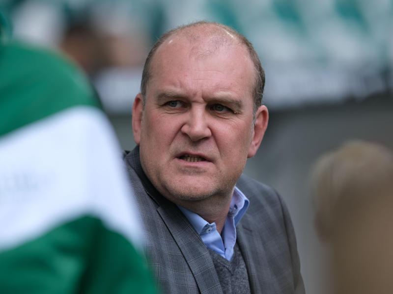 Freut sich auf das Spiel gegen seinen früheren Verein: Jörg Schmadtke