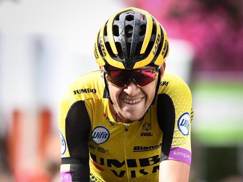 Martin-Teamkollege Laurens De Plus ist der Sieger der BinckBank Tour