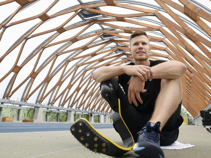 Will in Tokio 2020 zum Rekord springen: Markus Rehm