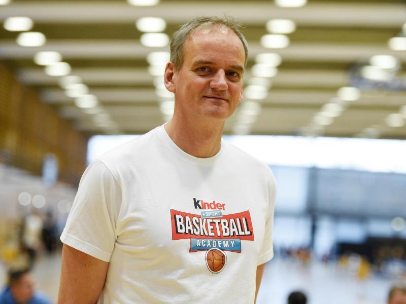 Henning Harnisch glaubt an ein gutes WM-Abschneiden der deutschen Basketballer