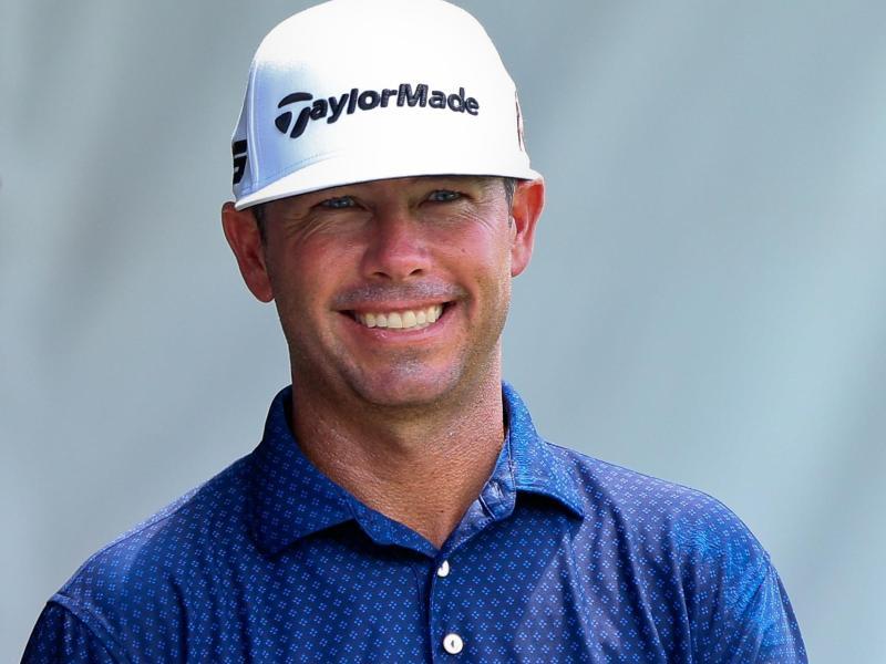 Der Herr der Asse: US-Golfer Chez Reavie