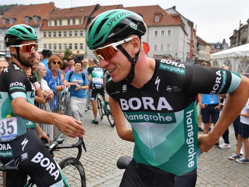 Ackermann bei Deutschland-Tour ausgestiegen