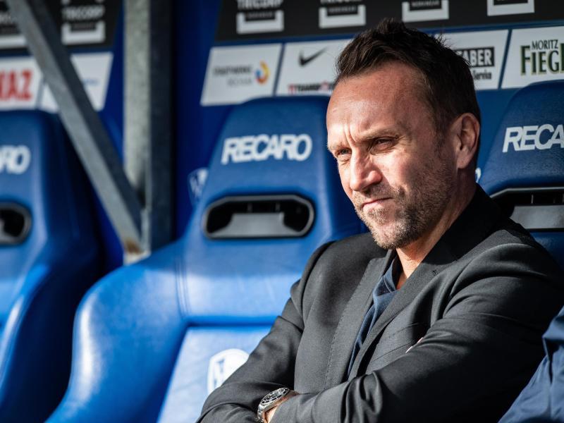Die Trainersuche beim VfL Bochum braucht nach Meinung von  Schindzielorz Zeit