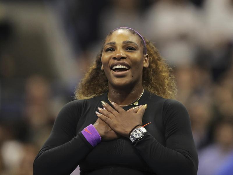 Serena Williams trifft bei den US Open auf Bianca Andreescu
