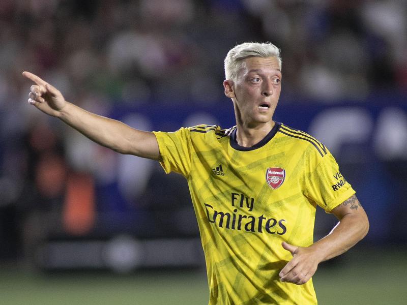 Hat schwierige Monate hinter sich: Arsenal-Star Mesut Özil