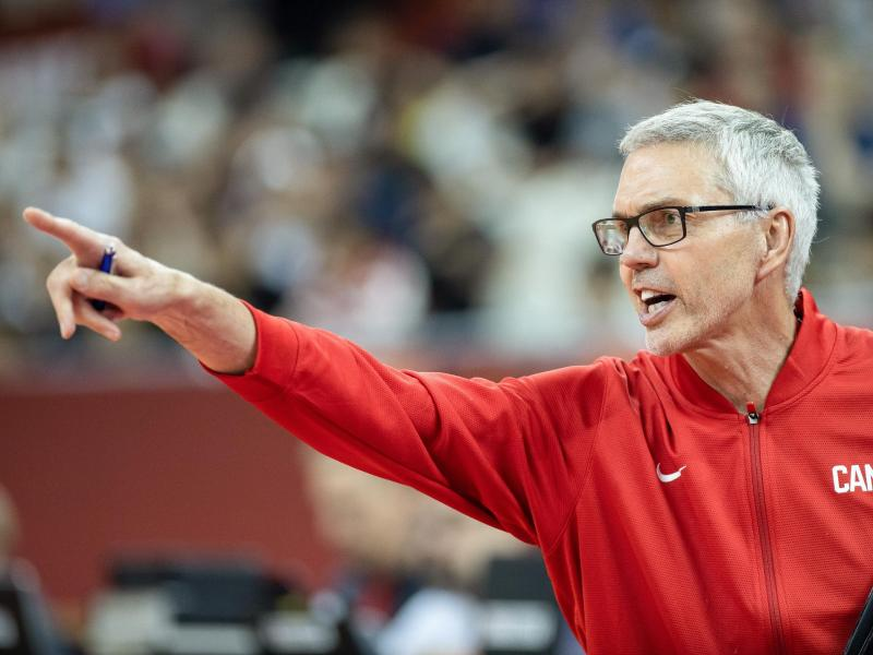 Gordon Herbert schwärmt von DBB-Coach Henrik Rödl