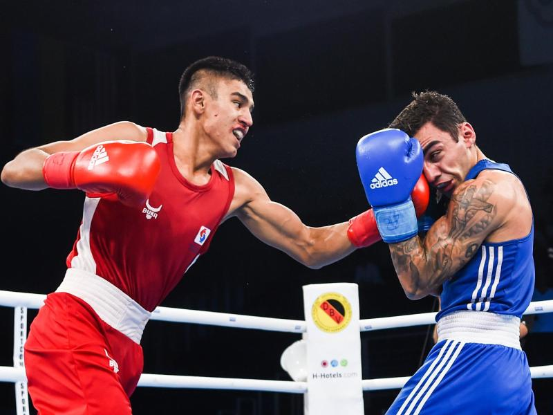 Die deutschen Boxer starten mit lösbaren Aufgaben in die Weltmeisterschaft der Amateure