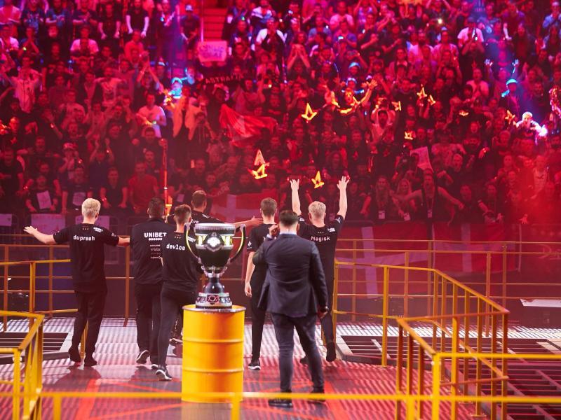 Astralis marschierte durch die Hauptphase des Majors und gewann vom Viertelfinale bis zum Finale jede Partie mit 2:0