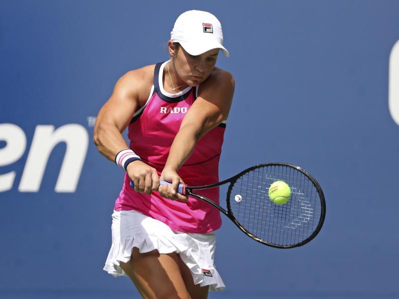 Ashleigh Barty ist als erste Spielerin für die WTA Finals qualifiziert