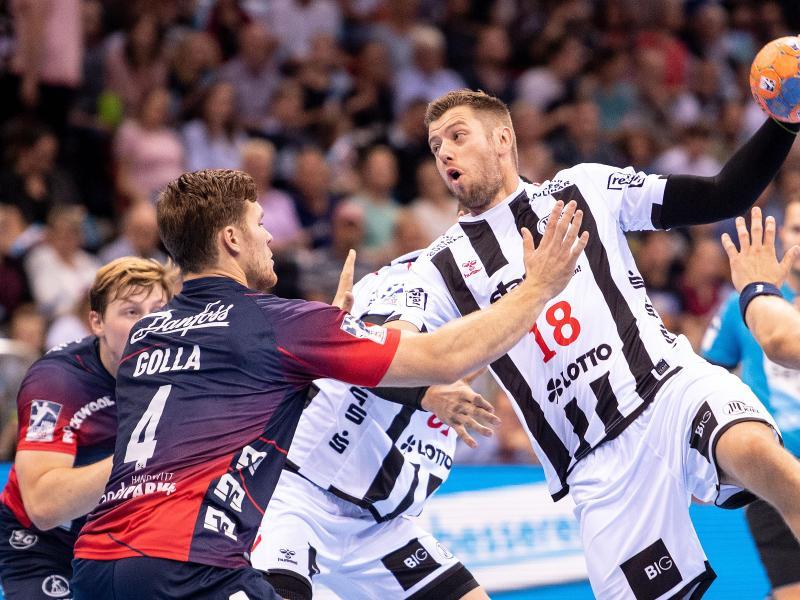 Wer macht das Rennen in der Handball-Champions-League?