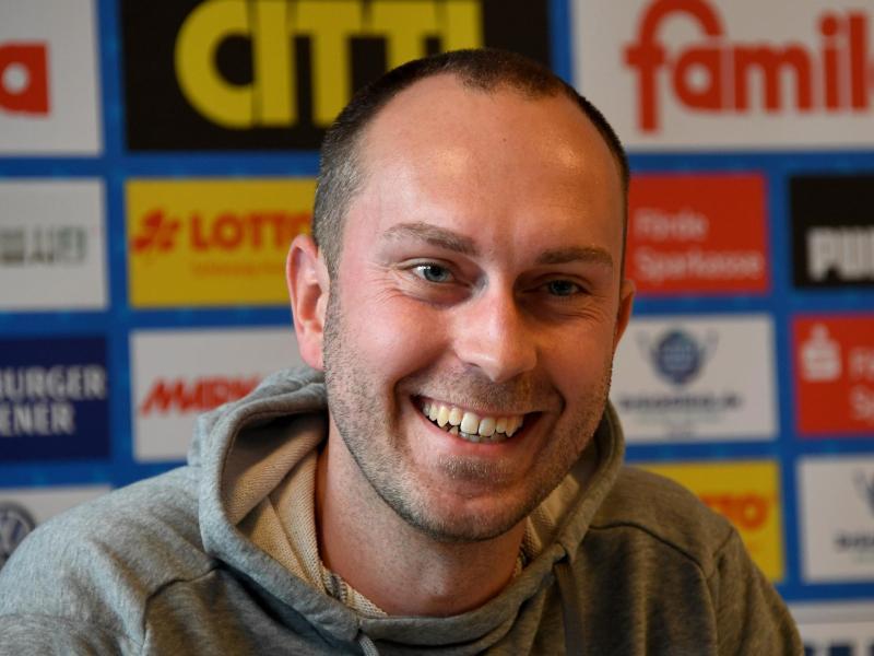Kann sich Hoffnungen auf den Trainerposten bei Holstein Kiel machen: Ole Werner. Foto: Carsten Rehder