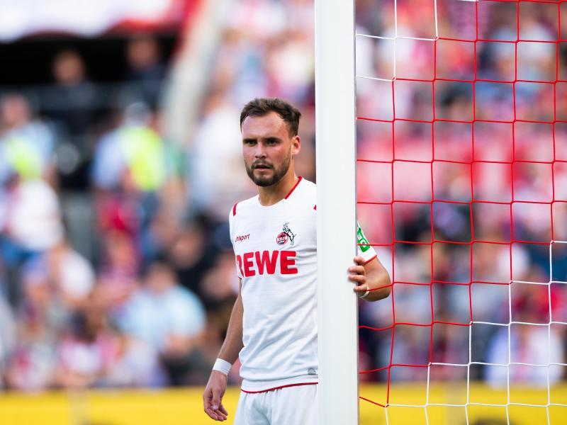 Birger Verstraete wird den Kölnern vorerst fehlen