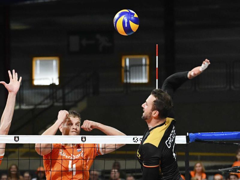 Kann Deutschland bei der Volleyball-EM gegen Polen gewinnen?
