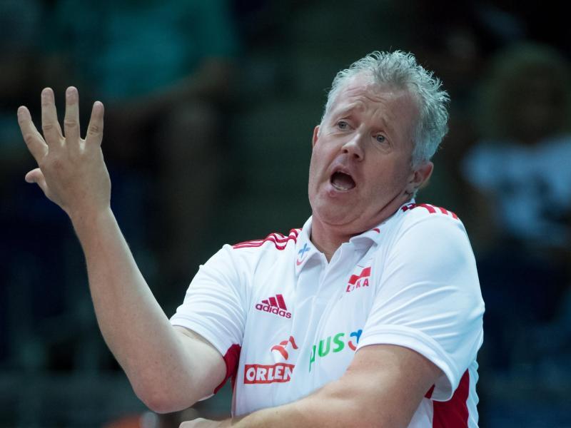 Vital Heynen war von 2011 bis 2016 Trainer der deutschen Volleyball-Nationalmannschaft
