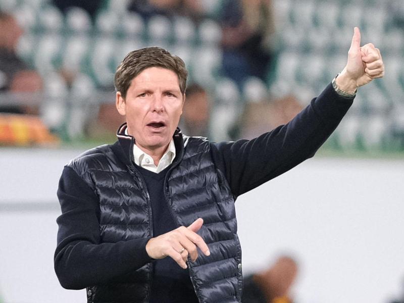 Trainiert die Profis des VfL Wolfsburg: Oliver Glasner