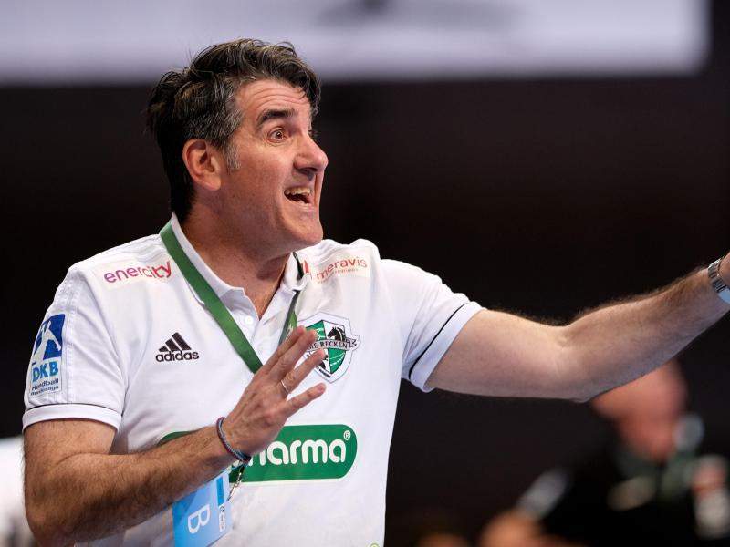 Sorgt mit Hannover-Burgdorf für Furore: TSV-Coach Carlos Ortega